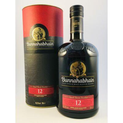 BUNNAHABHAIN 12 YARS OLD WHISKY