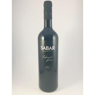 SABAR CABERNET FRANC 2017