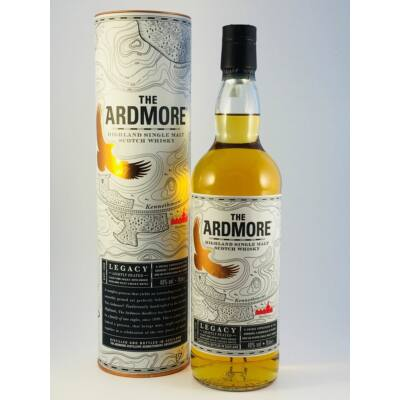 THE ARDMORE WHISKY