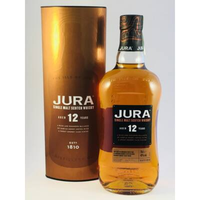 JURA WHISKY 12 YEARS