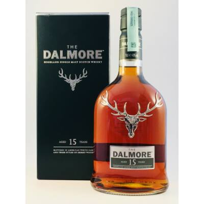 DALMORE 15 YEARS WHISKY