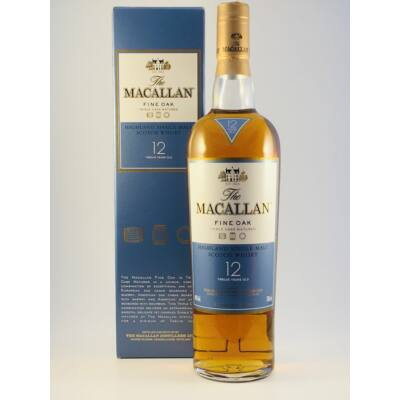 MACALLAN TRIPLE CASK MATURED 12 YEARS WHISKY