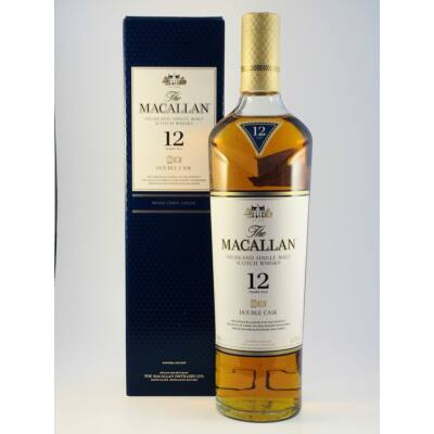 MACALLAN HIGHLAND SINGLE MALT 12 YEARS WHISKY