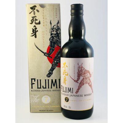 FUJIMI BLENDED JAPANESE WHISKY