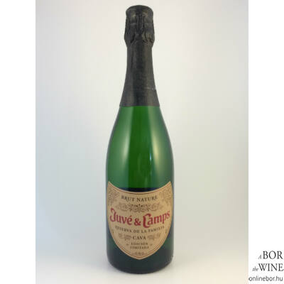 JUVÉ&CAMPS CAVA BRUT NATURE